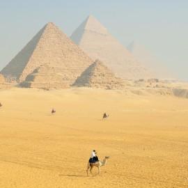 Каир на самолёте из Шарм Эль Шейха